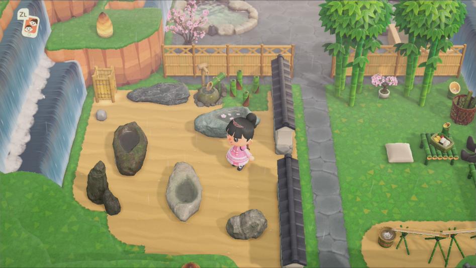 Zen Garden Ideas Animal Crossing