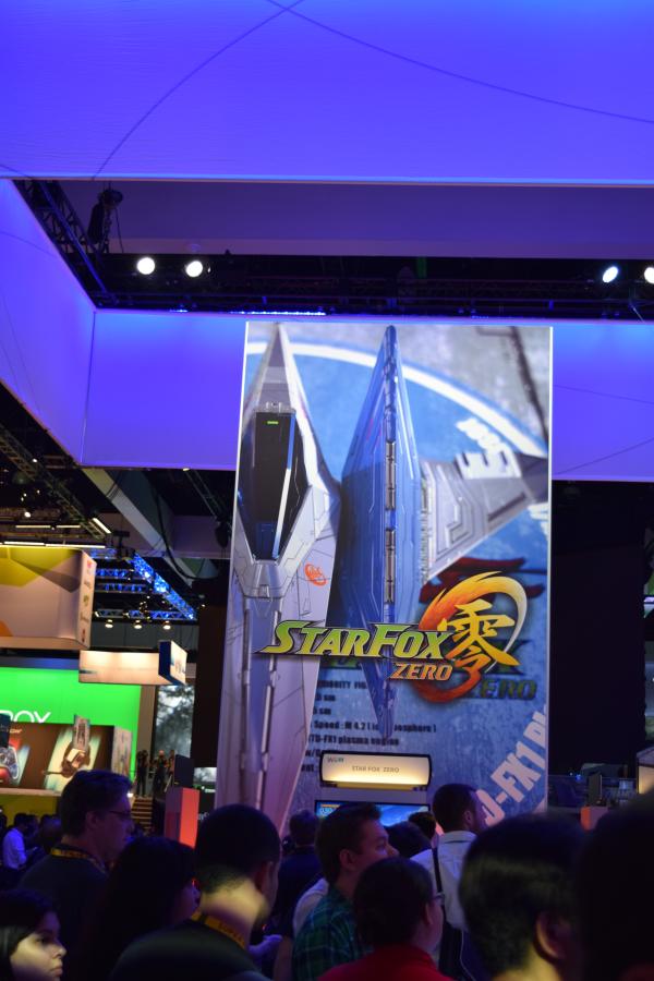 StarFox Zero Banner