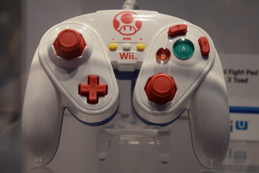 Toad Controller