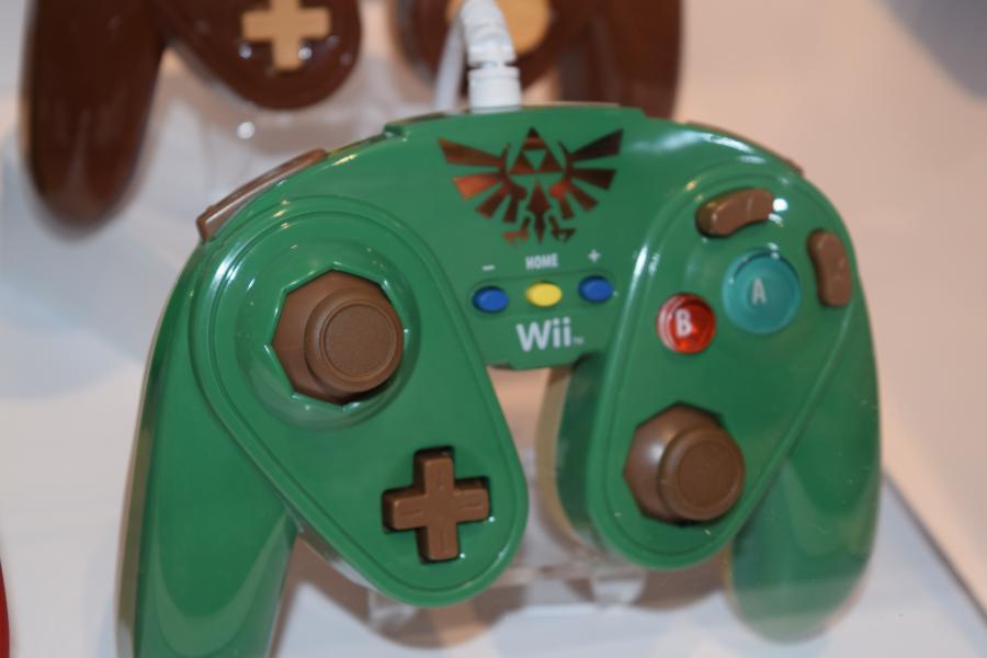 Zelda/Link Controller