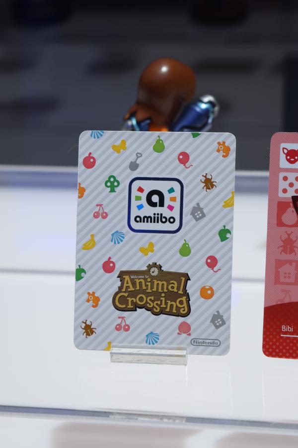 Animal Crossing Amiibo Cards Backing