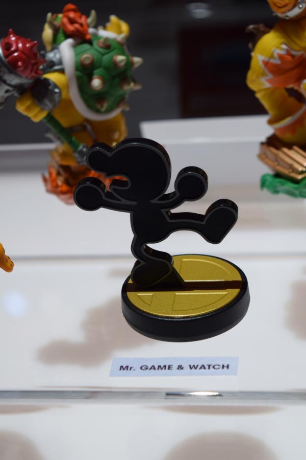 Game & Watch Amiibo