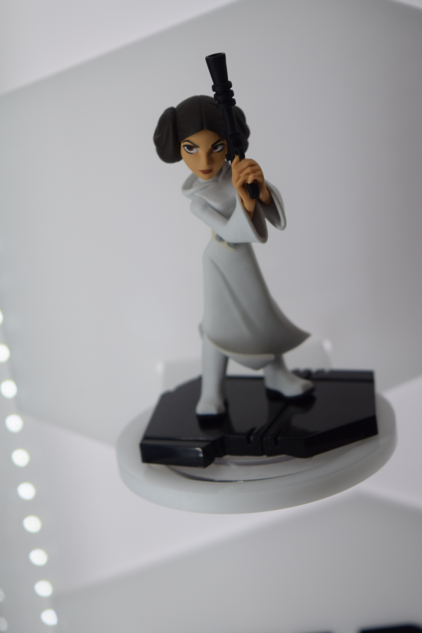 Disney Infinity Figure: Princess Leia