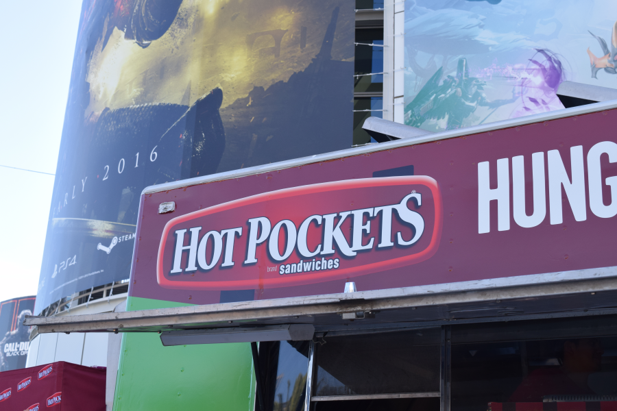 Hot Pockets Truck