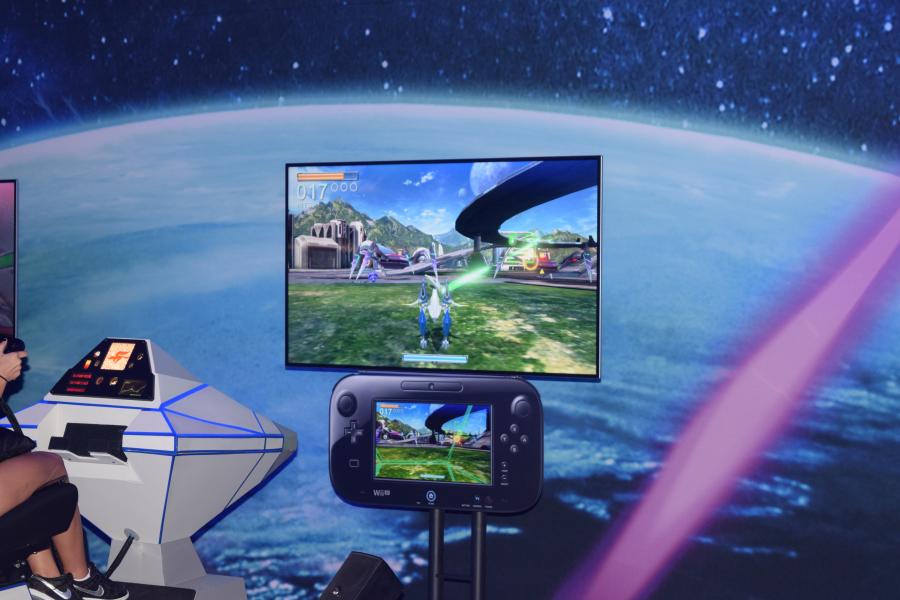 Starfox Area Screens
