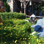 Bambi Topiaries by Canada